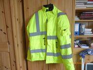 Winterwarnjacke gelb Größe L 52 - 54  Neu Für Damen oder Herren - Brühl Zentrum