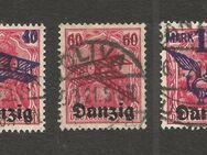 Deutsches Reich Luftpost 1920-23,Satz Komplet,Lot 165