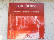 100 Jahre Freiwillige Feuerwehr Kopperby Mehlby Stutebüll 1908-2008 Buch Festschrift 10,- - Flensburg
