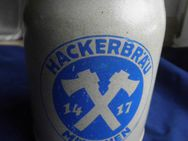 Bierseidel Hackerbräu München 10/20 l Bierkrug Seidel Krug Sammlerkrug Vintage Retro 5,- - Flensburg
