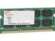Verkaufe ein G.Skill 1x4GB RAM-Modul SODIMM DDR3 Arbeitsspeicher - Gelsenkirchen Schalke-Nord