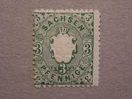 AD-Sachsen  3 Pfennig 1863-67,  MI:DE 14,Lot 666