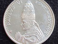 """Medaille Papst Paul VI. """"PAX IN NOMINE DOMINI"""" - Münster"""