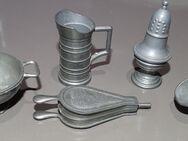 Zinn Miniaturen für Setzkasten Puppenhaus Sammler L002 - Spraitbach