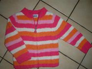 flauschige Kinder-Strickjacke Gr. 110 - Hamburg
