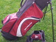 Dunlop, Golfbag, Standbag, Golf Tasche, Golf-Bag - Nierstein