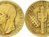 10 Centesimi 1939 R. Italien Vittorio Emanuele III.,Lot 220