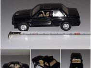 BMW M3 E30 schwarz Oldtimer Kult Modell WELLY - Nürnberg