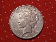 USA Peace Dollar 1923-S,900er Silber-Lot 786 - Reinheim