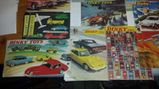 Dinky Kataloge Originale ca. 50er 60er und 60er Jahre Meist TOP