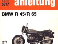 BMW R 45 + R 65 ab 1978 Reparaturanleitung (R. A.) in deutsch ! - Bochum