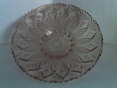 Glasschale im Neuzustand, unbenutzt, 33,5 cm - Simbach (Inn)