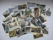 38 Alte Postkarten, Deutschland vor 1945 - Büdelsdorf