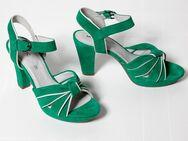 Marc Orlanda Sandalette grün Grösse 38