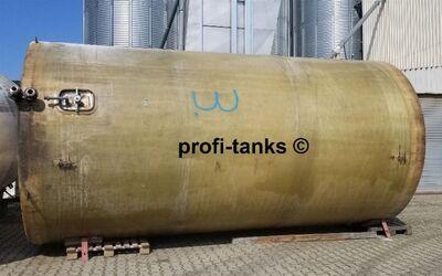 P187 3x gebrauchte 43.000 L GFK-Tanks Futtermitteltanks Flüssigfuttertanks Polyestertanks Futtertanks Lagerbehälter Wassertanks Rapsöltanks Gülletanks - Nordhorn