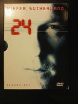 DVD Serie 24 Staffel 1