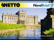"""MZV: MiNr. 31, 01.07.2017, """"NETTO - Burgen und Schlösser: Ludwigslust"""", Wert zu 1,37 EUR, postfrisch - Brandenburg (Havel)"""