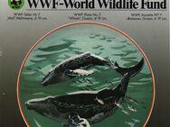 "WWF Sammelteller-Serie ""rettet die Natur"" - Sarstedt"