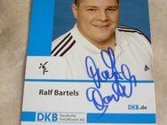 Ralf Bartels orig. sig. AGK Autogrammkarte (D) Kugelstoßen /Leichtathletik - Weichs