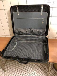 Aluminium Koffer Grau Neu - Gelsenkirchen Altstadt