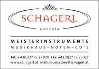 Schagerl Signature Mnozil Brass Bb / F - Quartventil - Tenorposaune - Hagenburg