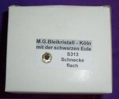 Figur Schnecke Bleikristall Glas NEU in Originalverpackung - Nürnberg