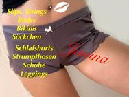 Fetisch duftend, getragen, veredelt - Short grau sexy mit meinem Duft - Nürnberg