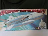 Revell Sammlerrarität Space Shuttle Enterprise Booster Rockets  Speicherfund mit altem Kaufbeleg von 1984 - Hennef (Sieg) Zentrum