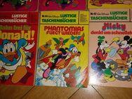 Alte Micky Maus LTB auch erste Auflagen der 60er 70er Jahre dabei! - Berlin