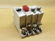 Siemens W 10A 380V Sicherungsautomaten + Schalter + Lampe - Leverkusen