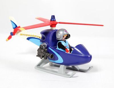 Playmobil  4423 Helicopter - Kassel