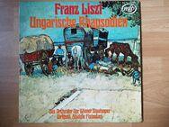 LP Viny Franz List Ungarische Rhapsodien - Plettenberg
