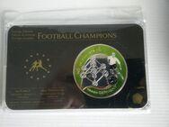 Fußball Champion Deutschland, Belgien 1972 - Rees