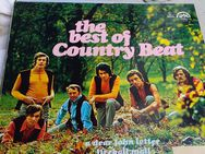 SCHALLPLATTE THE BEST OF COUNTRY BEAT - Berlin Lichtenberg