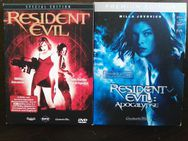 DVD 2x Resident Evil (Premium u. Special Edition) - Leck