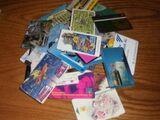 Telefonkarten 1990/2000 Inland Ausland Fünfzig Stück
