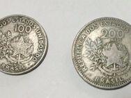 100+200 Reis Brasilien 1901 ,Lot 279