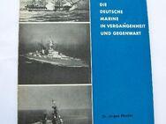 Die deutsche Marine in der Vergangenheit und Gegenwart, Rhades 1967 - Büdelsdorf