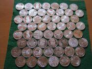 20 x 5 DM Silber-Gedenkmünzen, 1968-1979, einzelne Münzen möglich - Mannheim