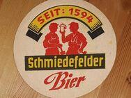 Schmiedefeder Bier BD Bierdeckel Bierfilz - Nürnberg