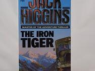 Jack Higgins - The iron Tiger - 1,10 € - Helferskirchen
