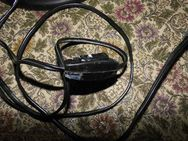 Tischlampe aus den 1970er Jahren / Stehlampe Nostalgie / Lampe mit Plastikschirm - Zeuthen