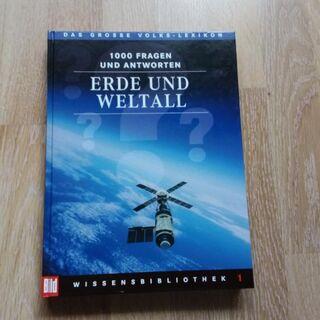 Erde und Weltall Wissensbibliothek - Niestetal