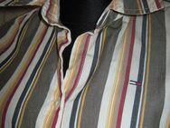"NEU * Edel * klassisch * Streifen * Hemd- Bluse ""TOMMY HILFIGER"" Gr. 40- 42/ M- L * cremé- beige * nude * dunkel- blau * bordaux- rot * mais- gelb * - Riedlingen"