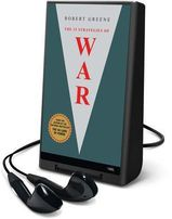 Verkaufe Playaway Player The 33 Strategies of War NEUwertig