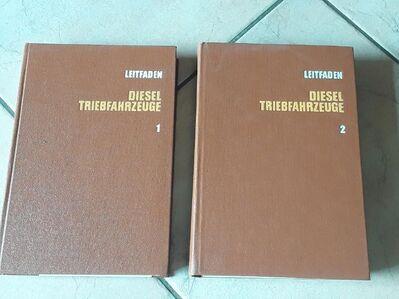 Leitfaden Dieseltriebfahrzeuge Band 1 und 2 - Gotha