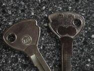 Oldtimer Opel Schlüsselrohling 739 1/2 - Ulmen