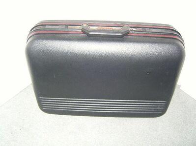 Design-Koffer v. Saxoline in schwarz, im Neuzustand, da unbenutzt - Simbach (Inn)