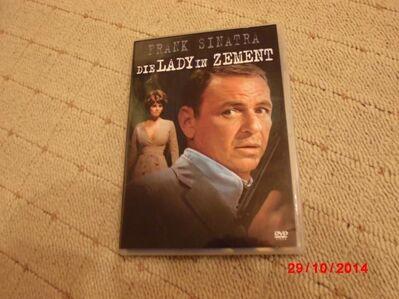Kult DVD Frankie Boy Frank Sinatra Die Lady in Zement - Bottrop