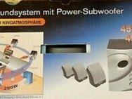 5.1 Soundsystem 450 Watt,für PC oder Laptop - Heilbronn